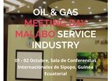 OIL & GAS MEETING DAY MALABO SERVICE INDUSTRY 01-02 October, Sipopo International Conference Hall